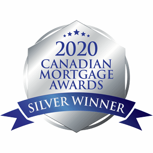 2020 Mortgage Silver Award Winner